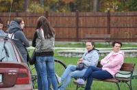2 Rowerowy Rajd Ludzi Pracy - Postój w Bliźnie_23